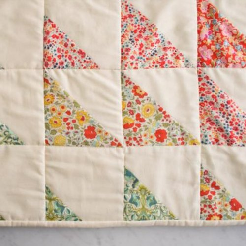 Quilting Essentials - Half Square Triangles