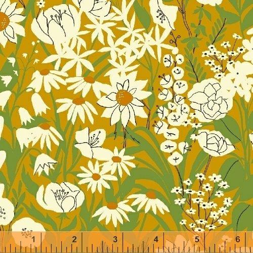 Floral: Tangerine - Mazy - Dylan M.