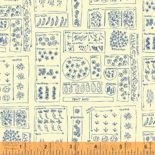 Garden: Blueprint - Mazy - Dylan M.