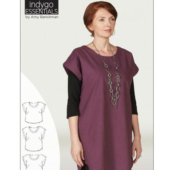 Easy Top and Tunic by Indygo Essentials