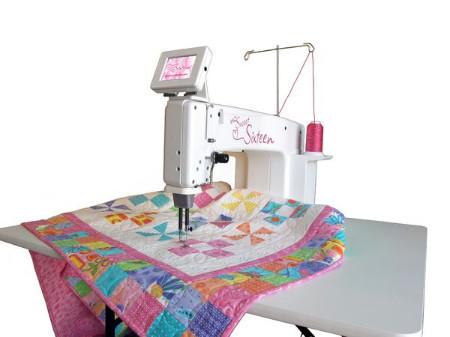 Handi-Quilter Machines : hq sixteen quilting machine - Adamdwight.com