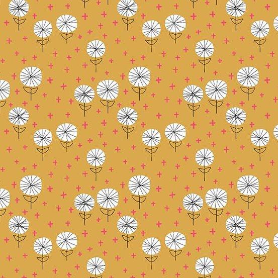 Dandelions in Carrot - Around Town - Sarah Golden