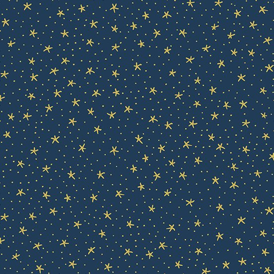 April Skies in Midnight Metallic - Mixtape - Libs Elliot