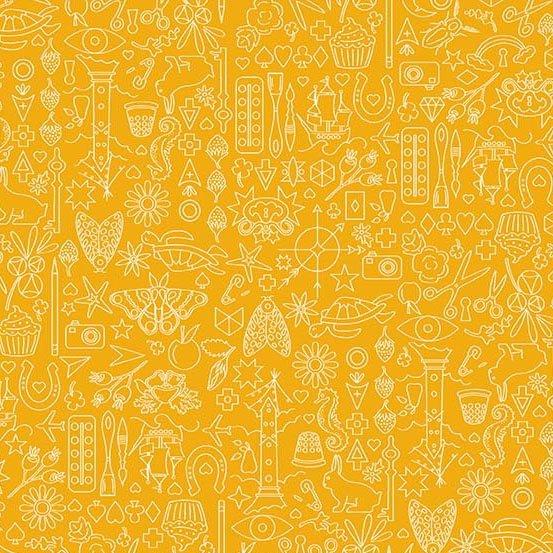 Collection: Pencil - Sun Print 2019 - Alison Glass
