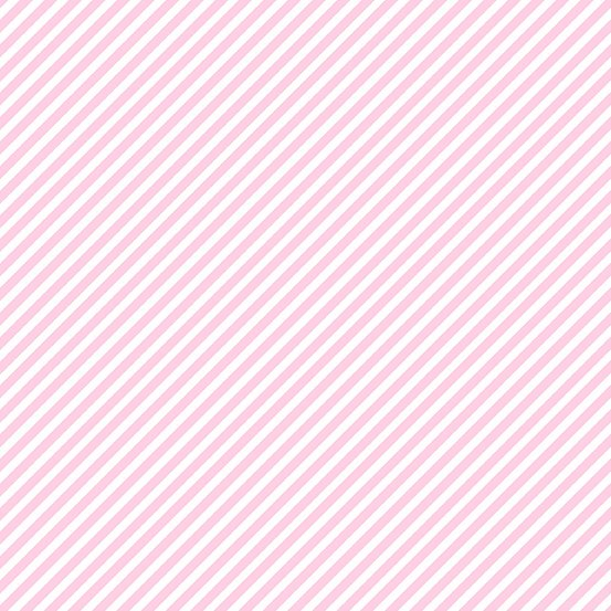 Candy Stripe: Candy Pink - Sweet Shoppe