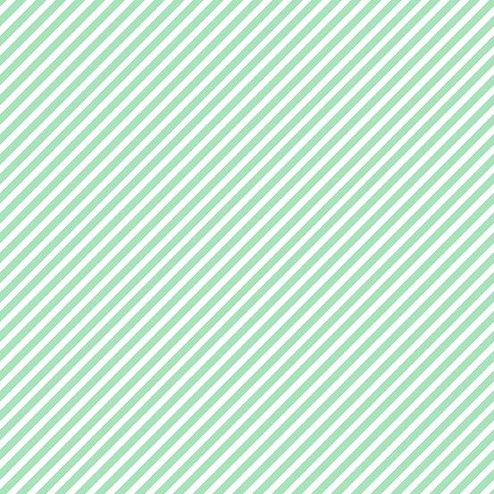 Candy Stripe: Mint Chip - Sweet Shoppe