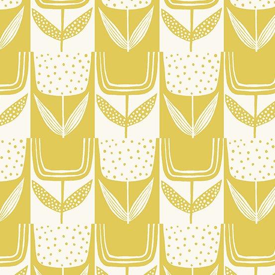 Patchwork Tulips in Lemon Meringue  - Perennial - Sarah Golden - Andover