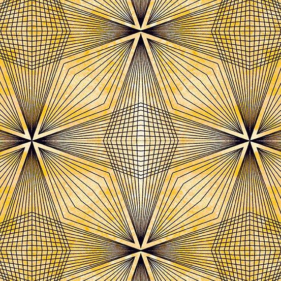 Prism: Tangerine - Prism - Giucy Giuce - Andover Fabrics