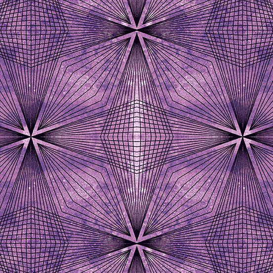 Prism: Amethyst - Prism - Giucy Giuce - Andover Fabrics