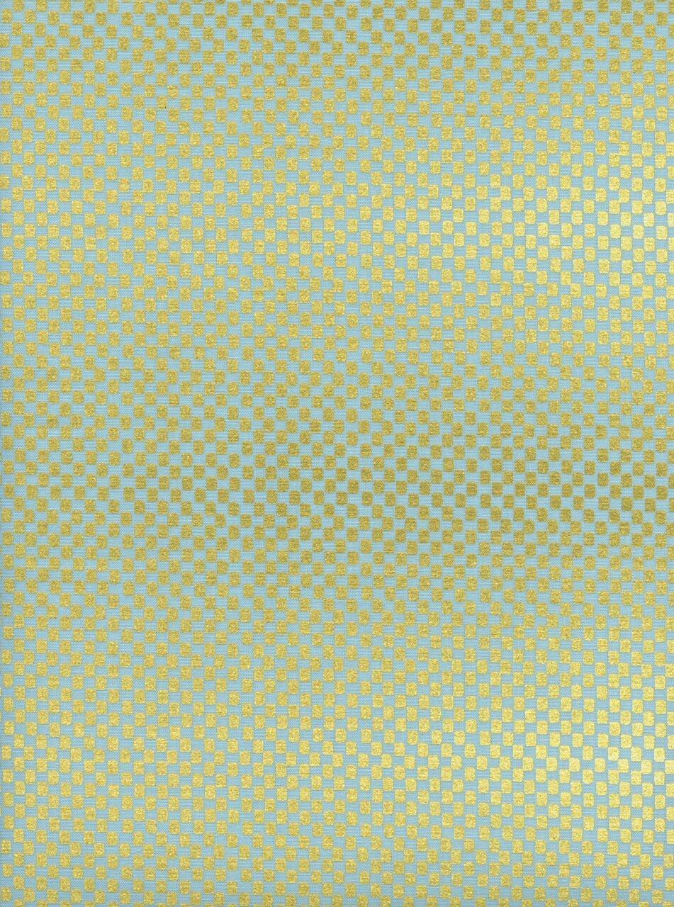 Checkers in Mint Metallic - Amalfi - Rifle Paper Co.