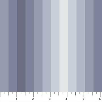 Ombre Strip: Grey - Butterscotch - Dana Willard