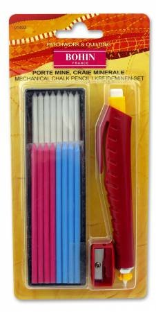 Chalk Pencil Refillable Cartage Set