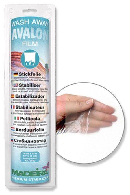 Wash Away Avalon Film Premium Stabilizer