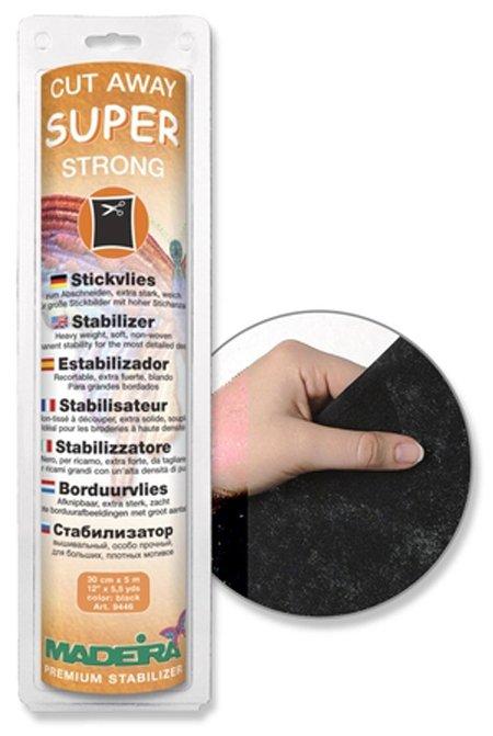 Cut Away Super Strong Black Premium Stabilizer