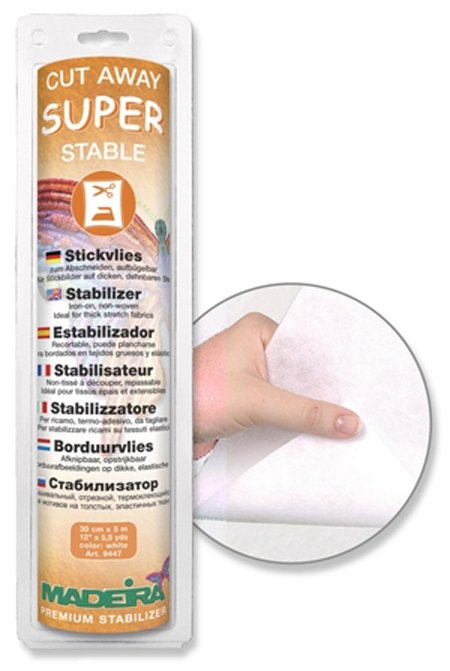 Cut Away Super Stable Premium Stabilizer