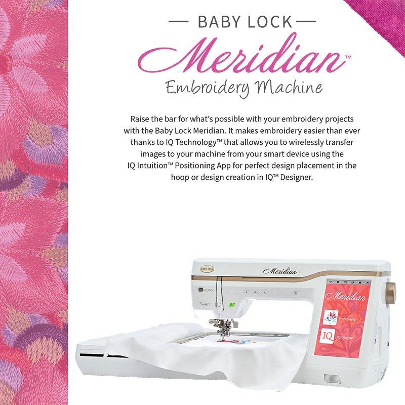 Baby Lock Meridian