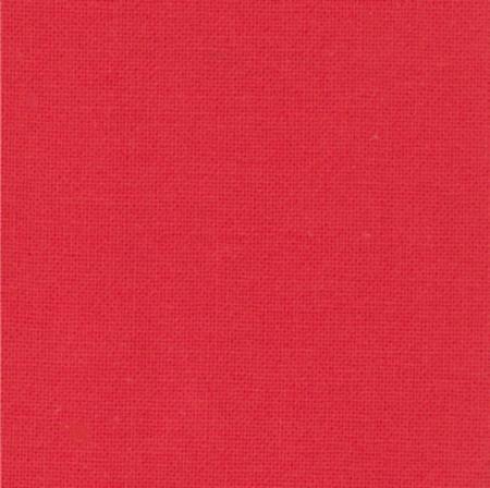 Bettys Red - Bella Solids - Moda