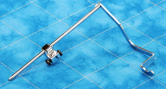 Left Quilting Bar & Adapter for Digital Dual Feed Foot