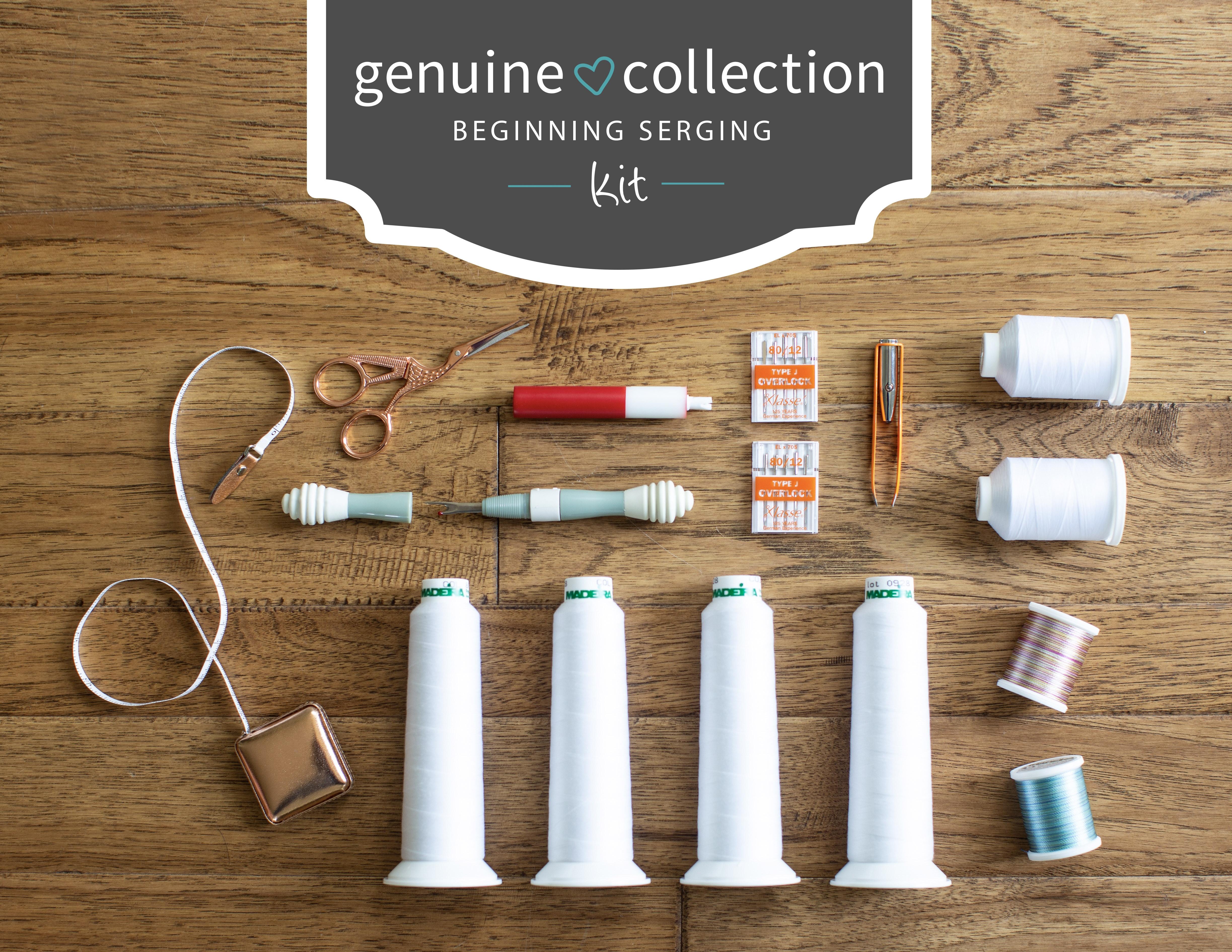 Baby Lock Genuine Collection Serging Kit - BLGCSGK - Baby Lock