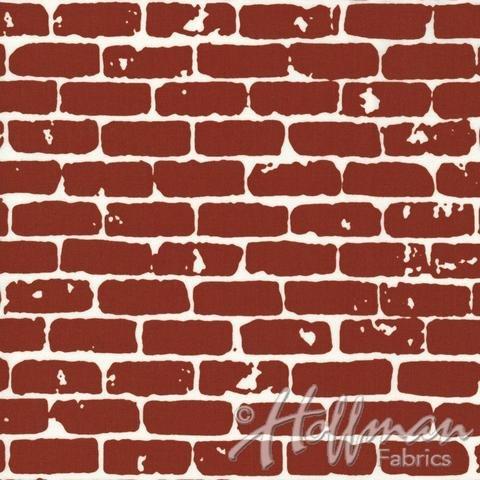 Brick Wall Brick - Grafic - Latifah Saafir