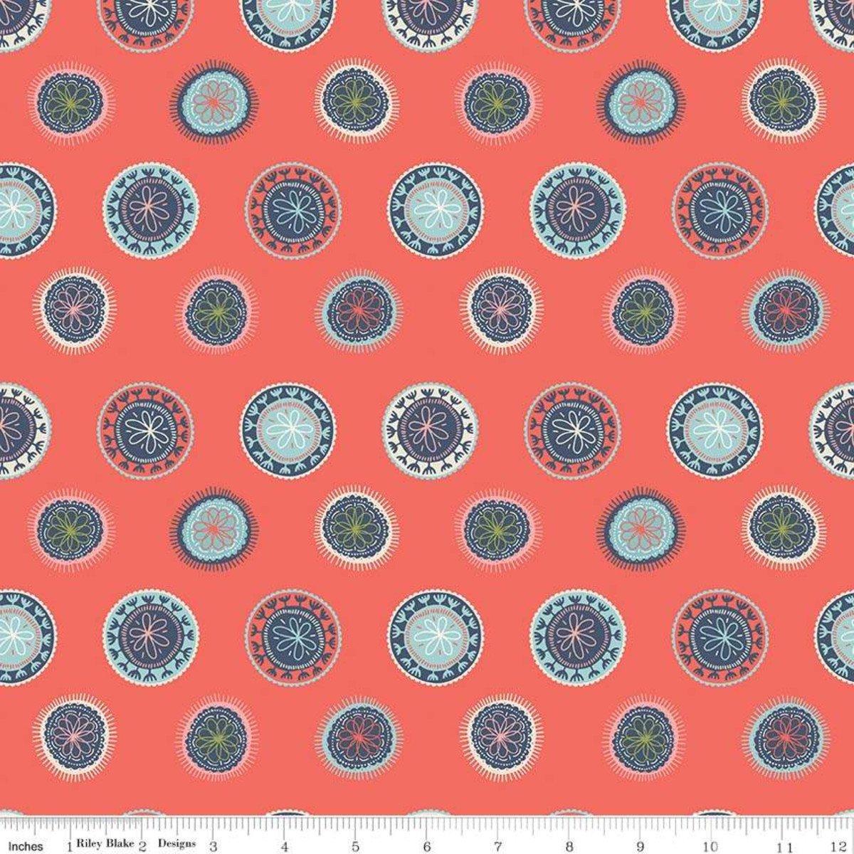 Wheels: Red - Sew Retro - Sara Davies