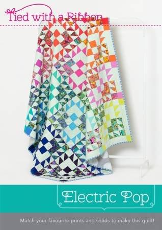 Electric Pop Quilt Pattern