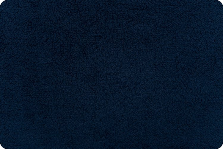 Luxe Cuddle Serpa: Navy - 60 Wide - Shannon Fabrics