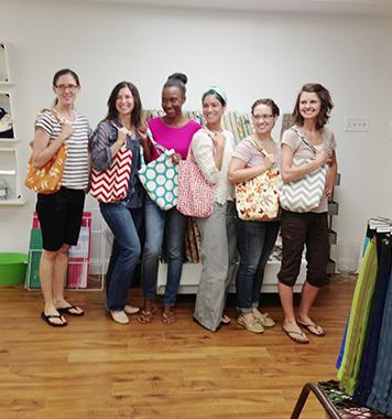 Urban Spools Sewing Lounge   Best Fabric Boutique in Dallas ... : dallas quilt shops - Adamdwight.com