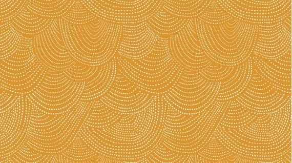 Scallop Dot Corn - Dear Stella Designs