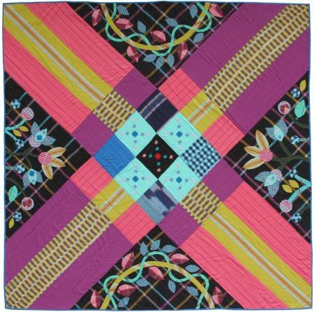 Cross Country Quilt Pattern by Anna Maria Horner