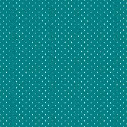 Teal - Stitch and Repeat  - Cotton + Steel Basics