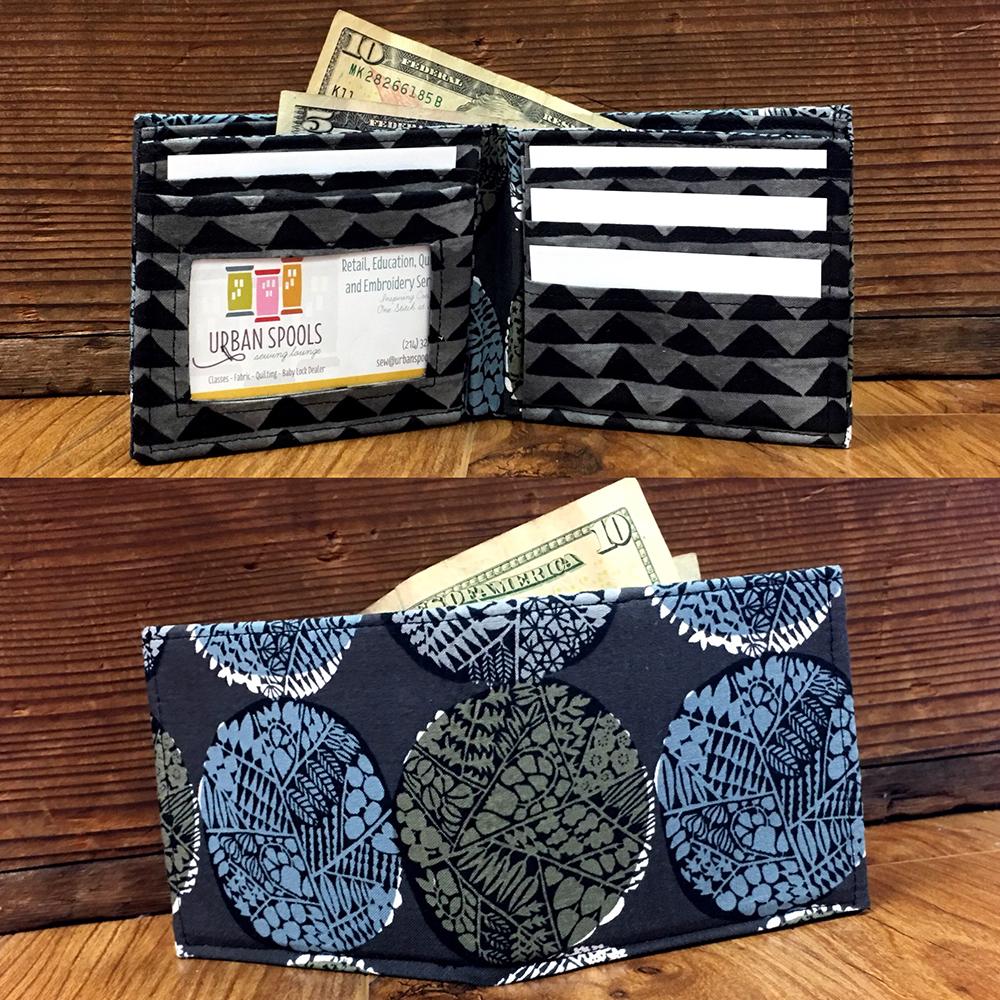 Stitching Dudes - Wallet