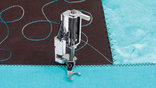 Free-Motion Open Toe Quilting Foot