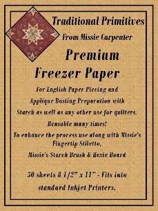 Premium Freezer Paper - Traditional Primitives