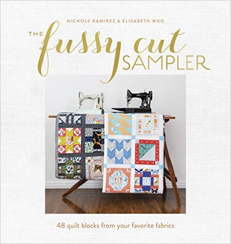 The Fussy Cut Sampler Book - Ramirez & Woo