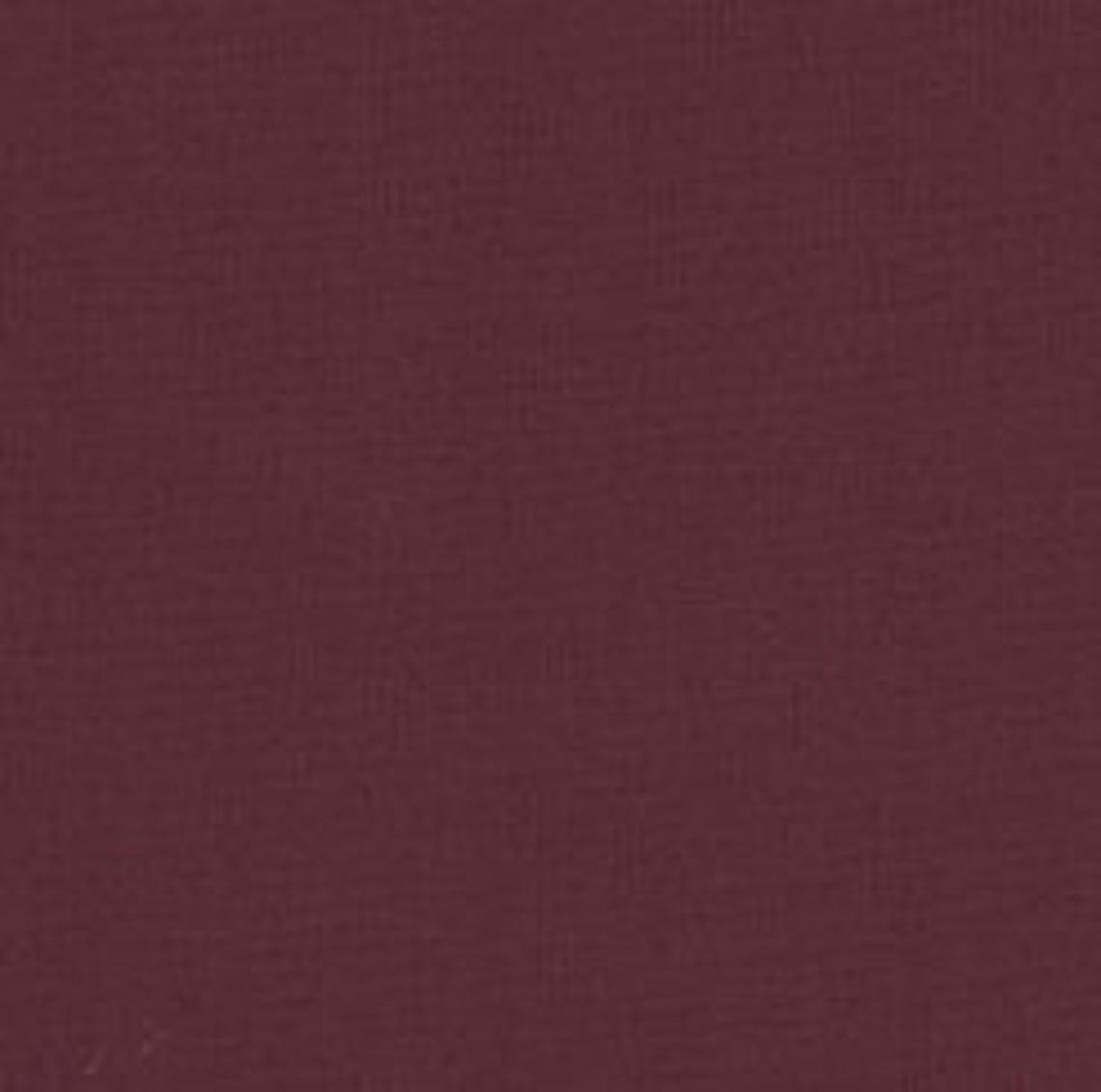 Garnet- Cotton Couture Solids- Michael Miller