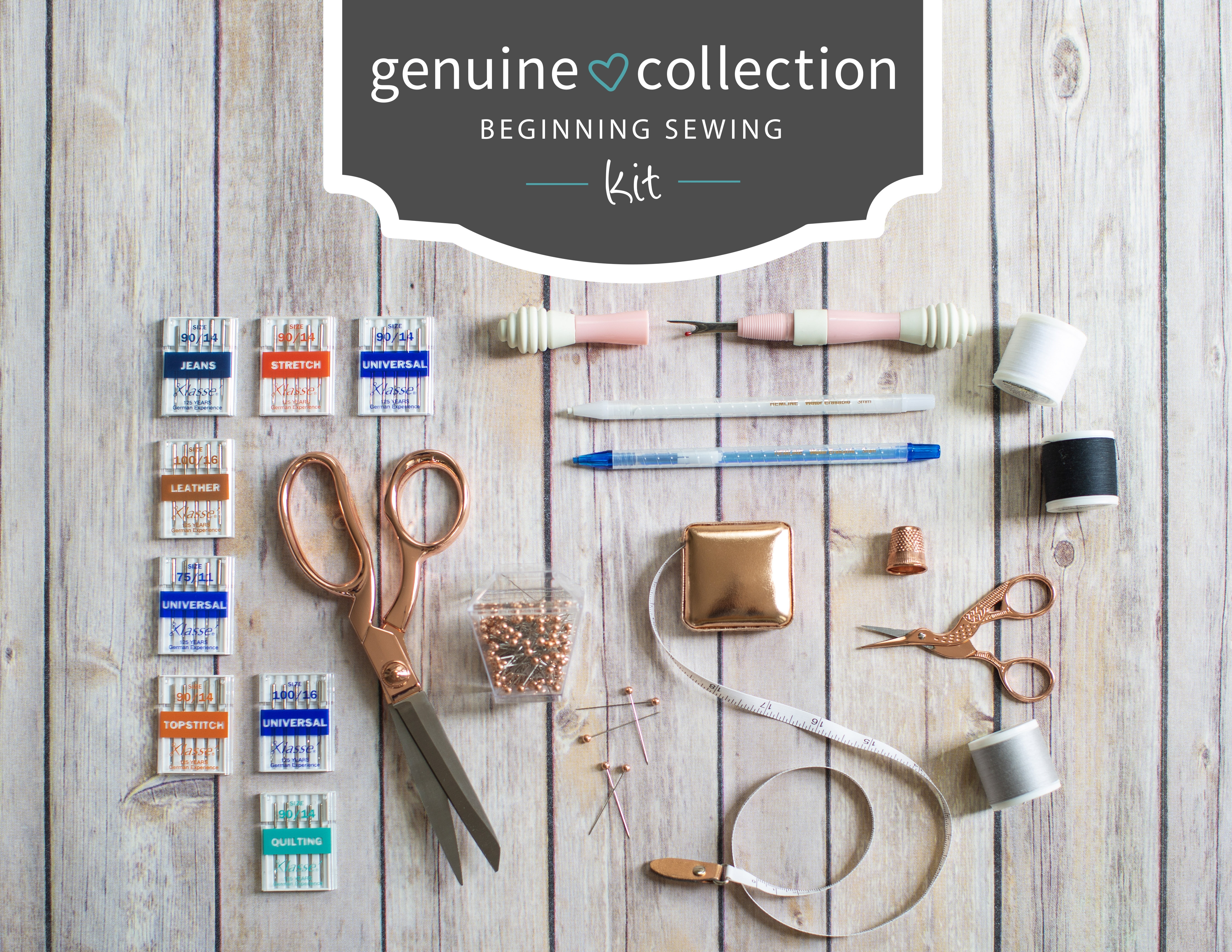 Baby Lock Genuine Collection Sewing Kit - BLGCSK - Baby Lock