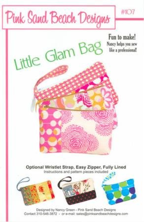 Little Glam Bag - Pink Sand Beach