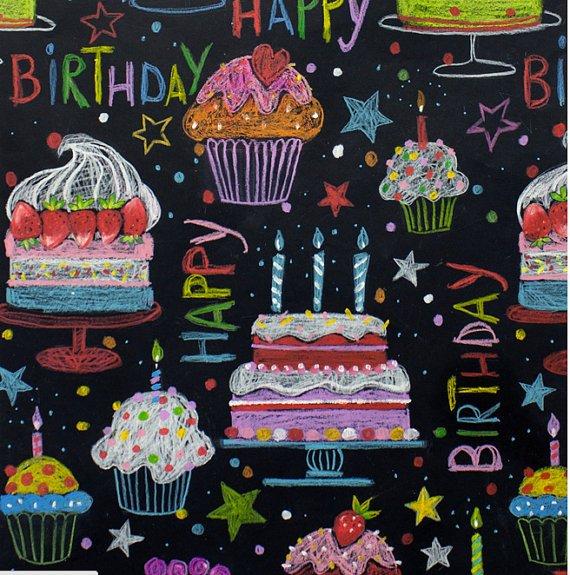 Happy Birthday Black - Alexander Henry
