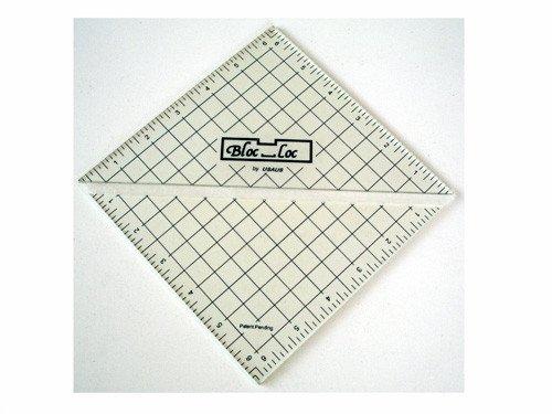 Bloc Loc  HST 2.5 Ruler