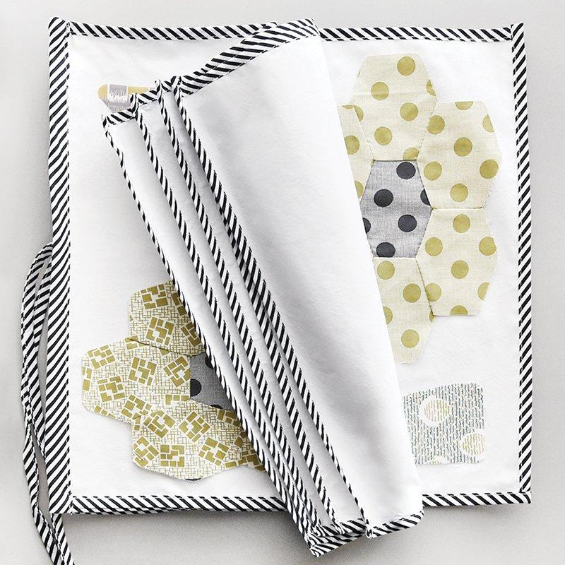 Jens Block Wrap - Jen Kingwell Designs