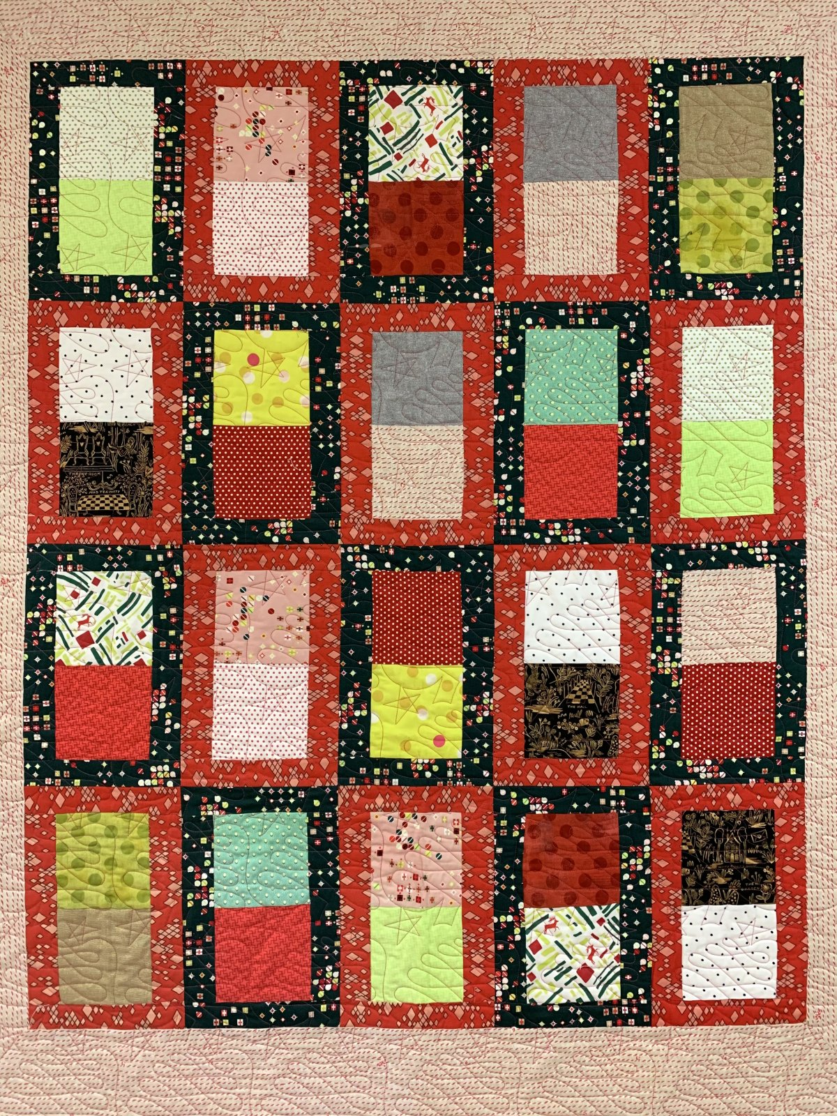 Christmas Quilt (About Face)