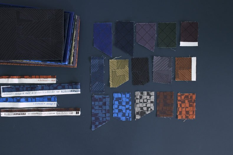 Fat Quarter Bundle - Instead - Carolyn Friedlander