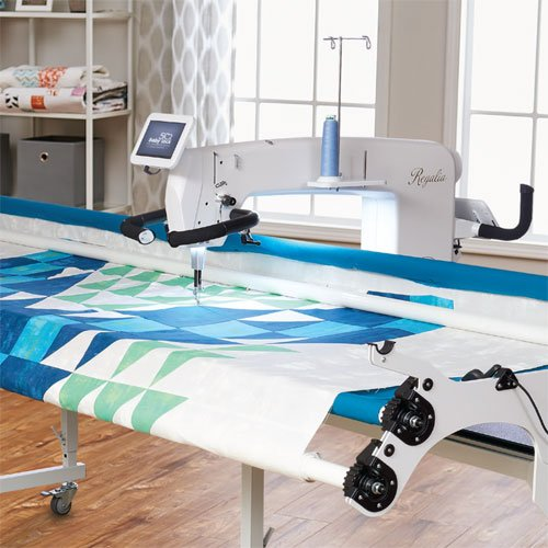 Introduction to Longarm Quilting