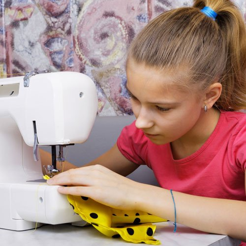 Kids Intro To Sewing