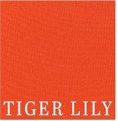 Tiger Lily - Kona Solids - Robert Kaufman