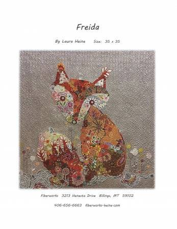 Freida Fox Collage - Laura Heine