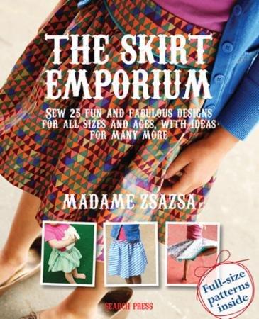 The Skirt Emporium Book by Madame Zsazsa