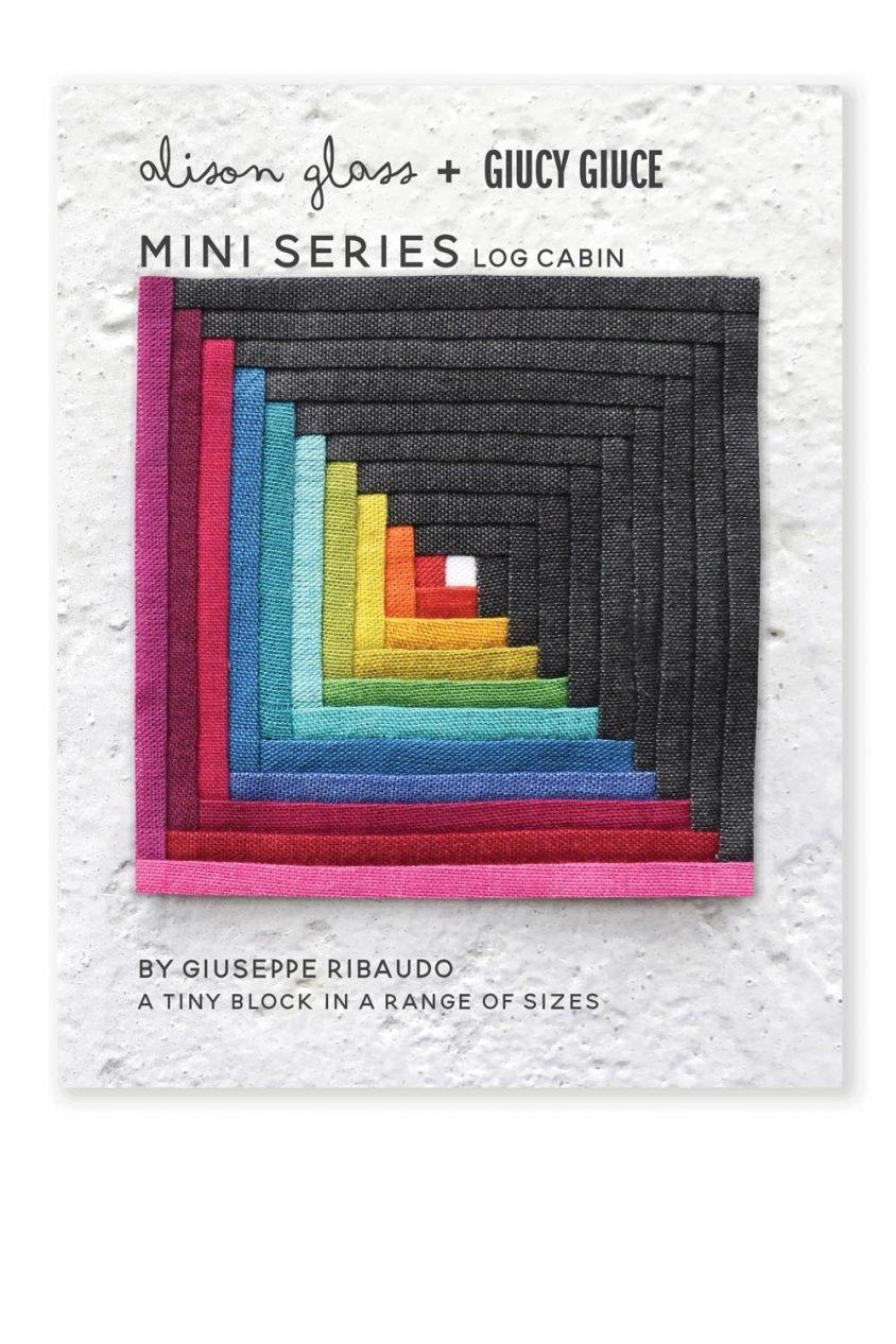 Mini Series: Log Cabin - Giuseppe Ribaudo
