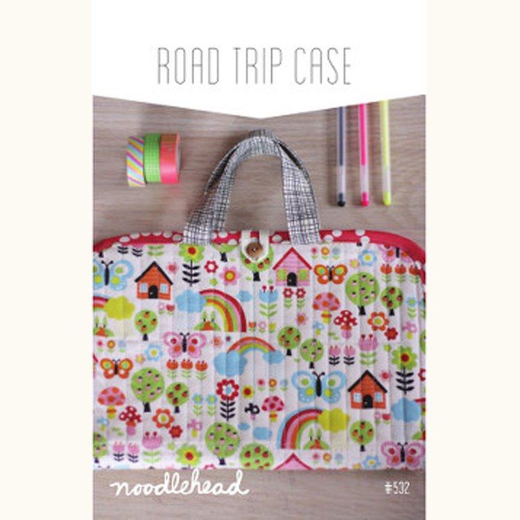 Road Trip Case Pattern